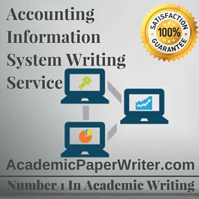 Accounting Information System Writing Service