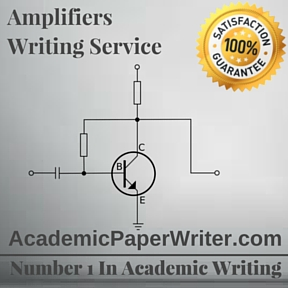 Amplifiers Writing Service