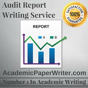 Audit Report Writing Service