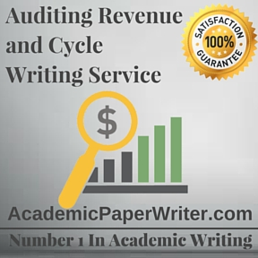 Auditing Revenue and Cycle Writing Service