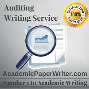 Auditing Writing Service
