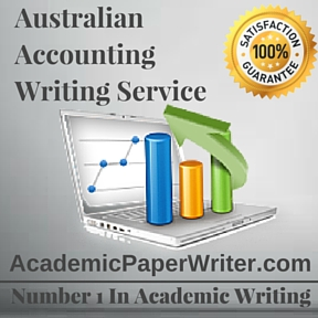 Australian Accounting Writing Service