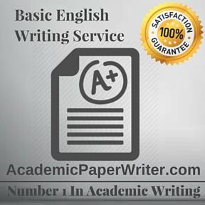 Basic English Writing Service