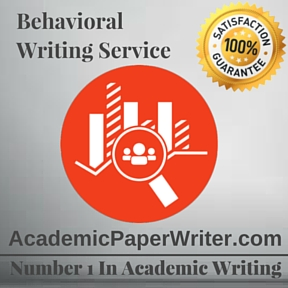 Behavioral Writing Service