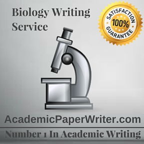 Biology Paper Writing Service - EssayWriteHelp