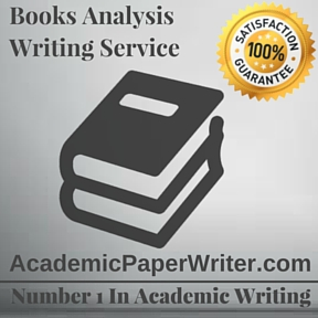 Books Analysis Writing Service
