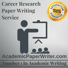 Career Research Paper Writing Service