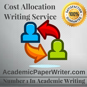 Cost Allocation Writing Service