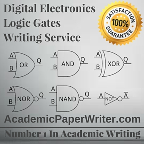 Digital Electronics Logic Gates Writing Service