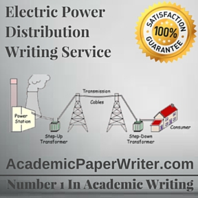 Electric Power Distribution Writing Service