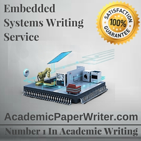 Embedded Systems Writing Service