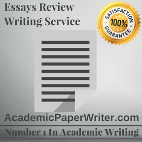 Essays Review Writing Service