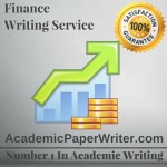 Writing finance paper help