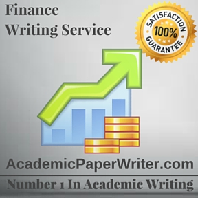 Finance Writing Service