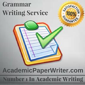 Grammar Writing Service