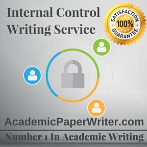 Internal Control Writing Service