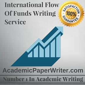 International Flow of Funds Writing Service