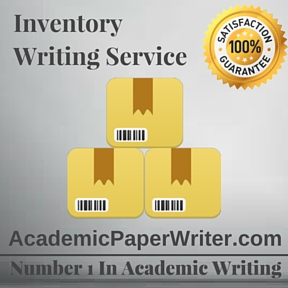 Inventory Writing Service