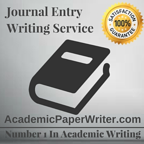 Journal Entry Writing Service