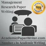 Management Research Paper