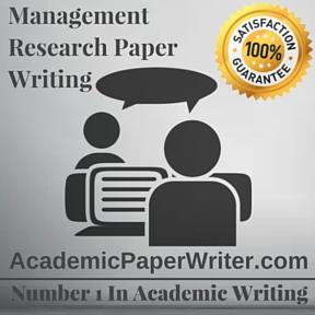 Management Research Paper Writing