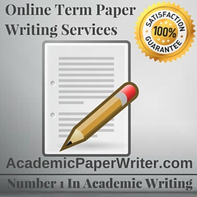 Online Term Paper Writing Services