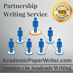 Partnership Writing Service