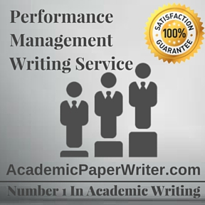 Performance Management Writing Service