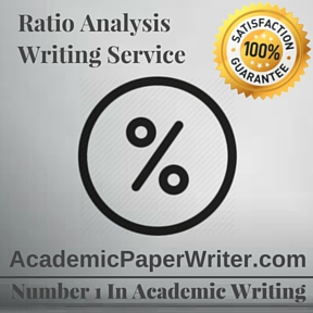 Ratio Analysis Writing Service