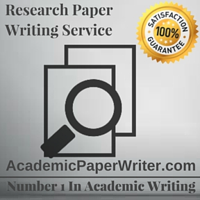Help with writing research paper you finished