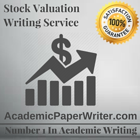 Stock Valuation Writing Service