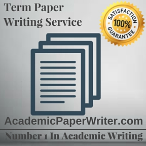 termpaper writing Custom writing service: 24/7 support, essays, term papers, research papers, dissertations free plagiarism report with every paper.