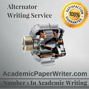 Alternator Writing Service