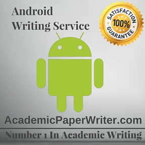 Android Writing Service