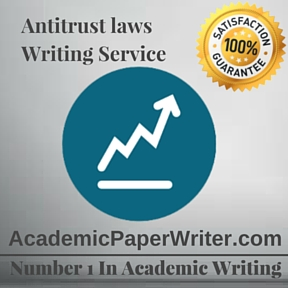 Antitrust laws Writing Service