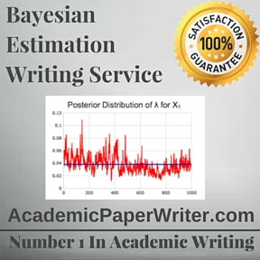 Bayesian Estimation Writing Service