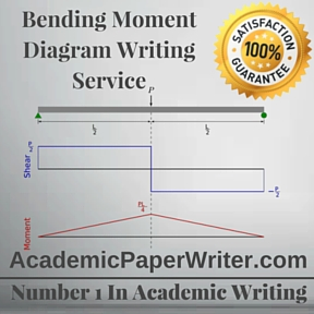 Bending Moment Diagram Writing Service