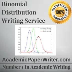 Binomial Distribution Writing Service