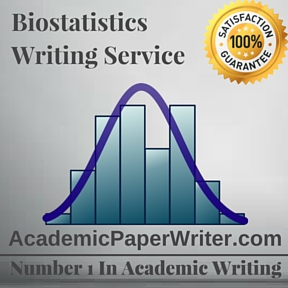 Biostatistics Writing Service