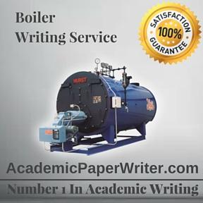 Boiler Writing Service