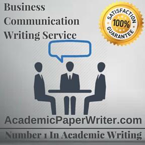 Business Communication Writing Service