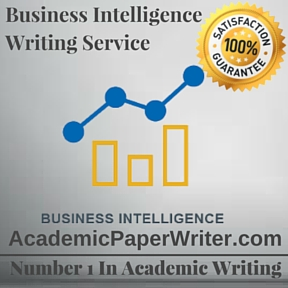 Business Intelligence Writing Service