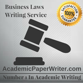 Business Laws Writing Service