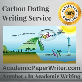 Carbon Dating Writing Service