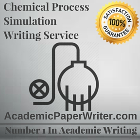 Chemical Process Simulation Writing Service