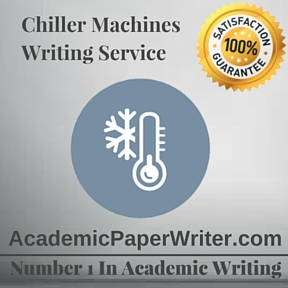 Chiller Machines Writing Service