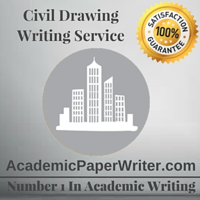 Civil Drawing Writing Service