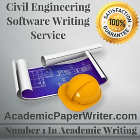 Civil Engineering Software Writing Service