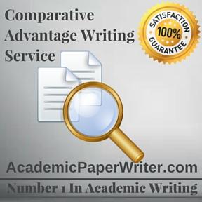 Comparative Advantage Writing Service