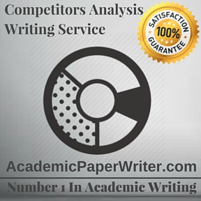 Competitors Analysis Writing Service